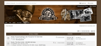 Cafe Racer Forum